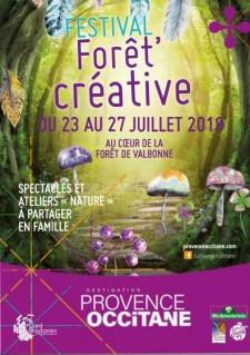 Festival Forêt Créative 2018