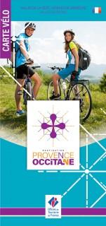 Carte Velo Provence Occitane 2019