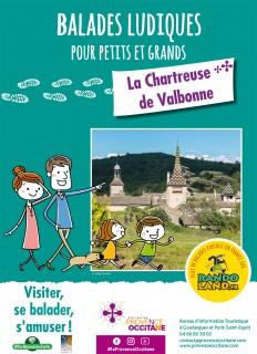 Randoland La Chartreuse de Valbonne