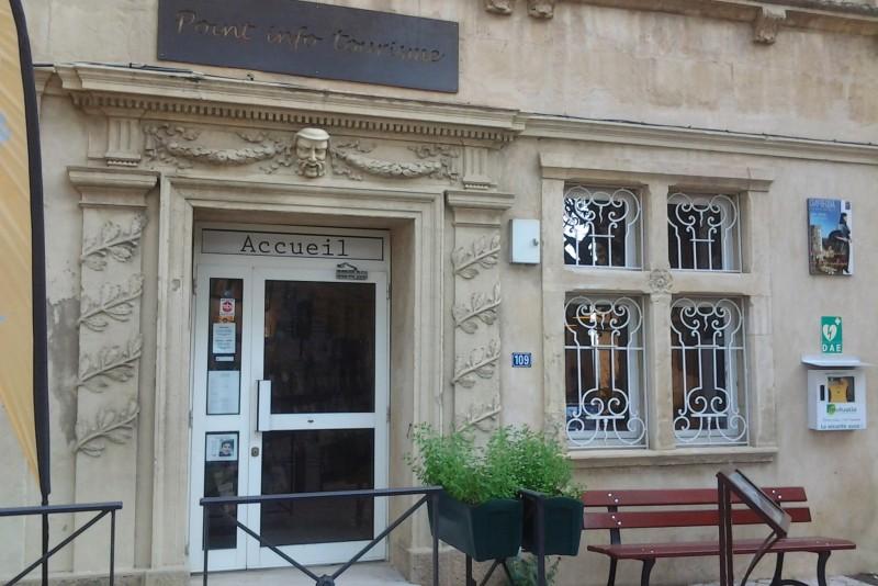 Office de Tourisme contacts & horaires