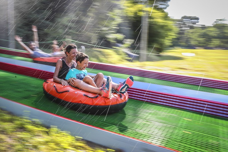 Leisure and adventure parks
