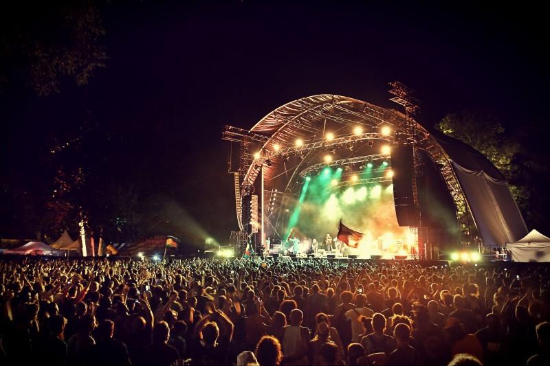 Bagnols Reggae Festial - Credit Photo M. Anisset