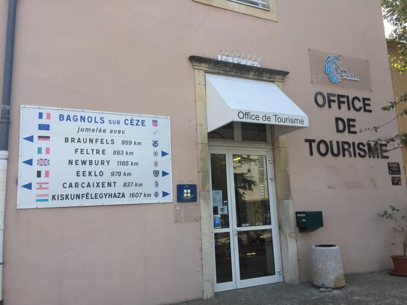 Provence occitane, Bagnols-sur-Cèze
