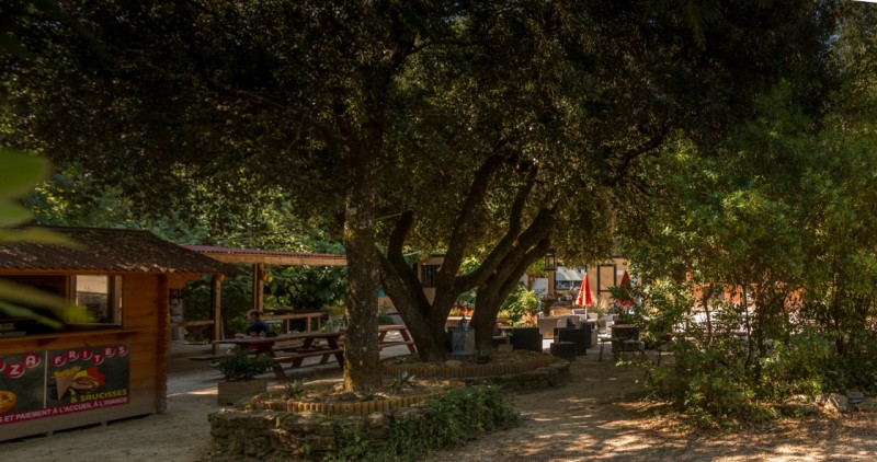 Camping Les Libellules, Cornillon