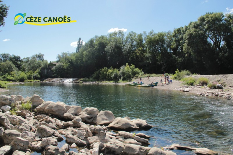 Ceze canoes riviere