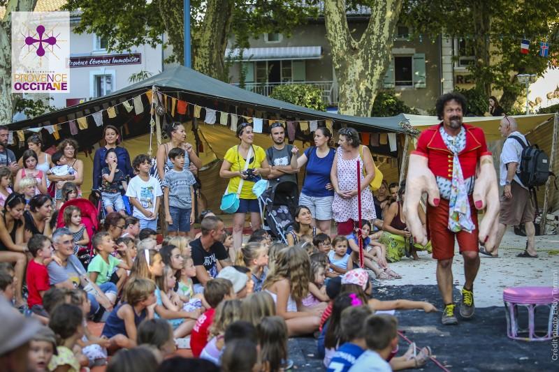 Festivites en Provence Occitane @Eddy Termini