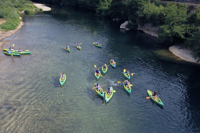 Groupe Ceze Canoes
