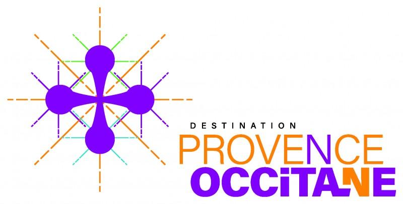 Logo Provence Occitane horizontale marge blanc print