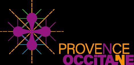 Logo Provence Occitane horizontale marge transparent