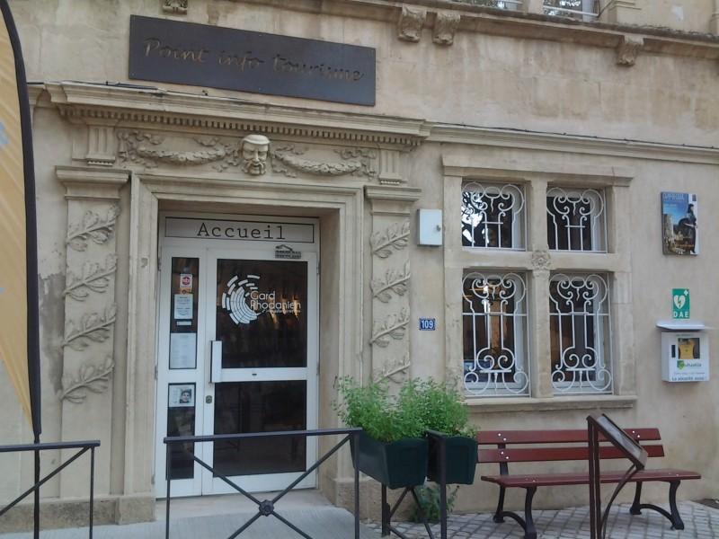 Provence occitane, Bureau d'Information Touristique de Laudun