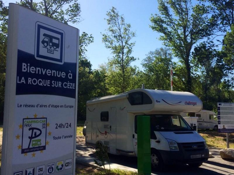 Camping Car Park