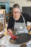 Préparation Recette Tuiles au Parmesan