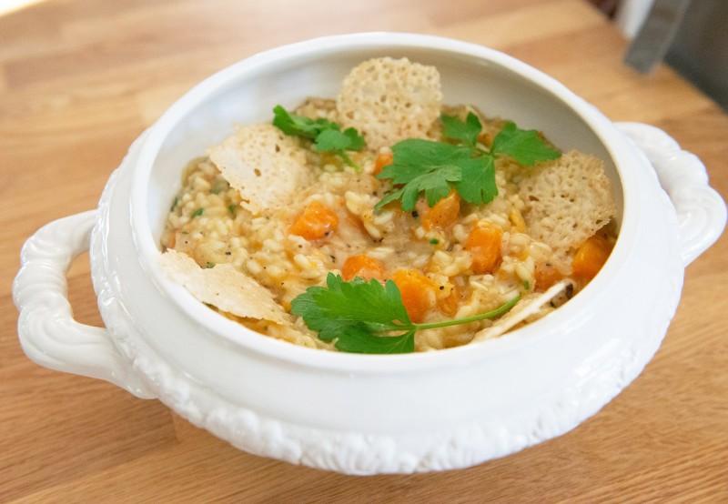 recette-risotto-potiron
